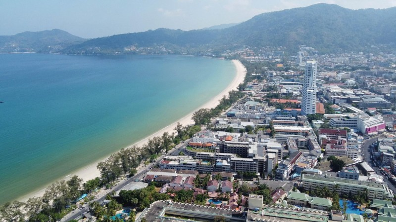 The SorPorKor land use changes open have opened the door to widespread development around Patong. Photo: Worapong Yuramhan