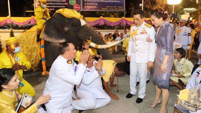 HM donates royal title deeds