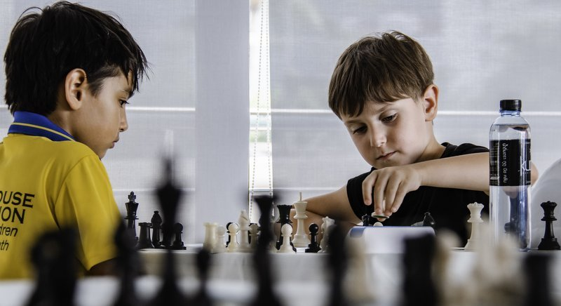 Photo: Southside Knights Chess Club