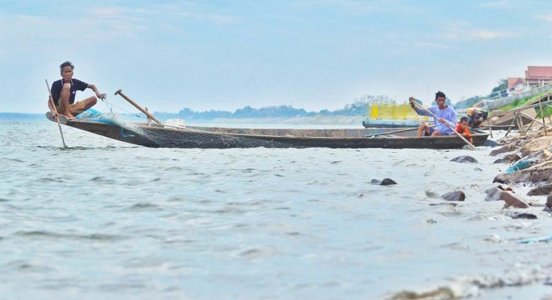Tide turning for Mekong protesters