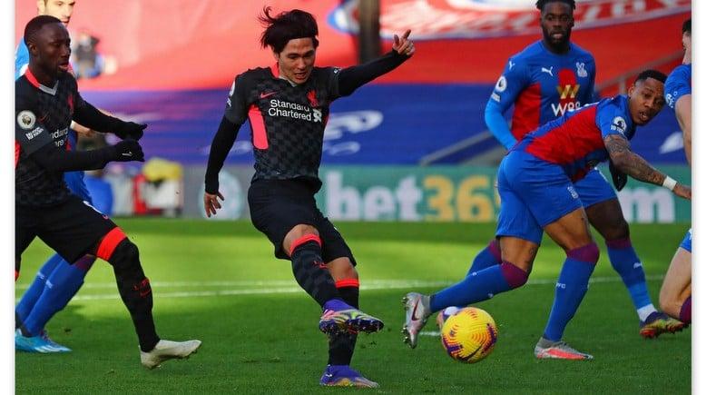 Seven-star Liverpool run riot as Arsenal slump