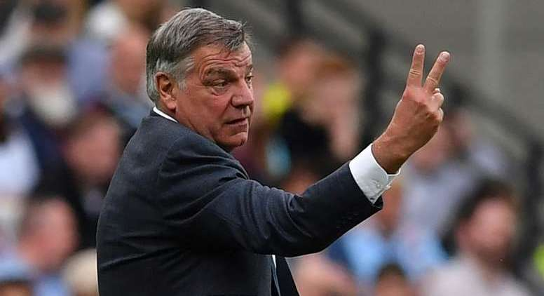 When form hits the fan call 'Big Sam'
