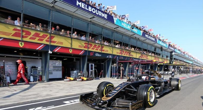 Decision on COVID-threatened Australia F1 'in coming weeks'