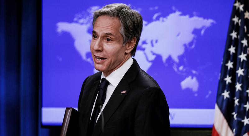 US Secretary of State Antony Blinken. Photo: AFP.