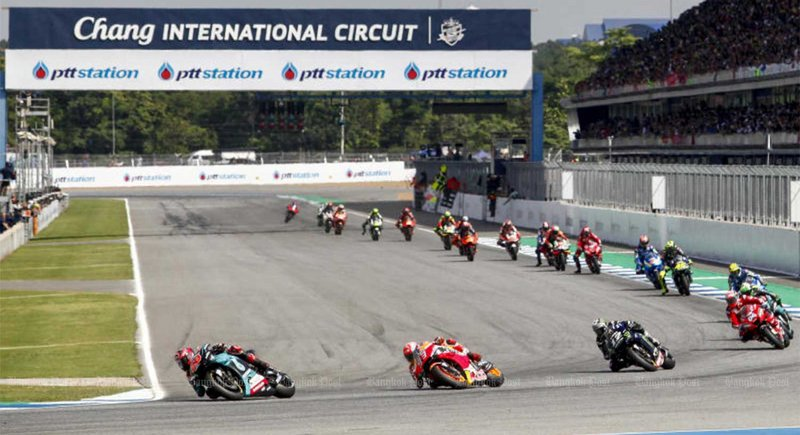 MotoGP schedule put back by a year