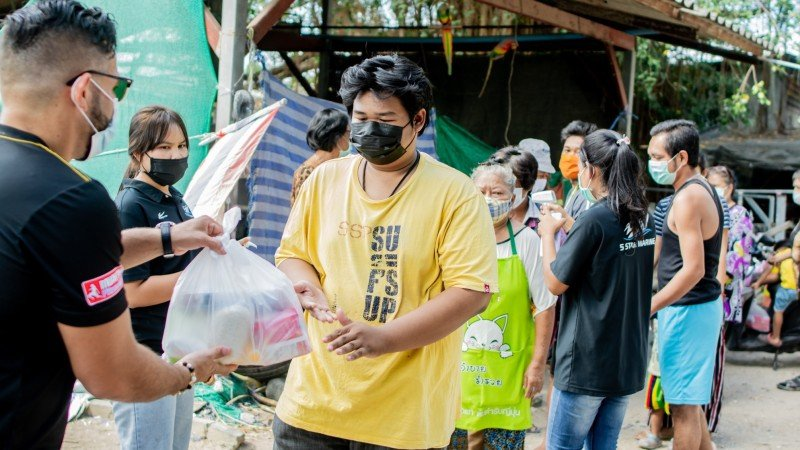 The unsung efforts by Sutai Muay Thai and 5 Star Marine have helped people in need for over a year now.