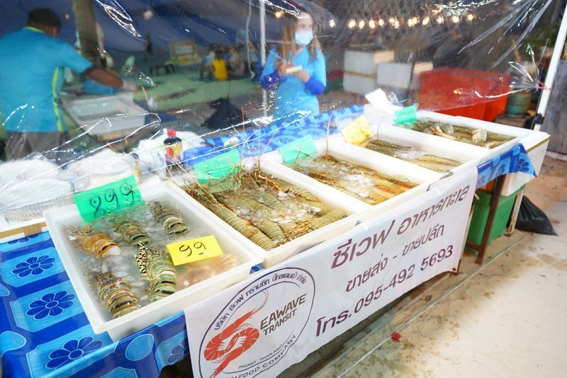 The Patong Seafood Festival has returned. Photo: PR Patong