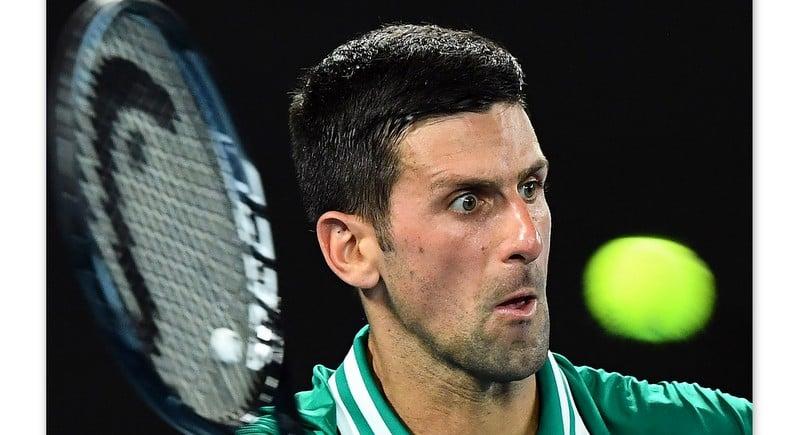 Djokovic, Williams, Osaka star in Australian Open semi-finals
