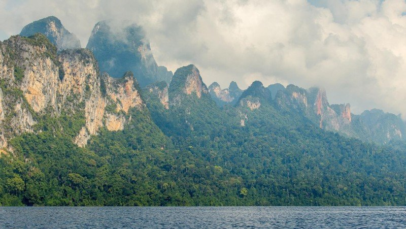 Khao Sok National Park has the world's oldest tropical evergreen forest. Photo: Supplied via ACB