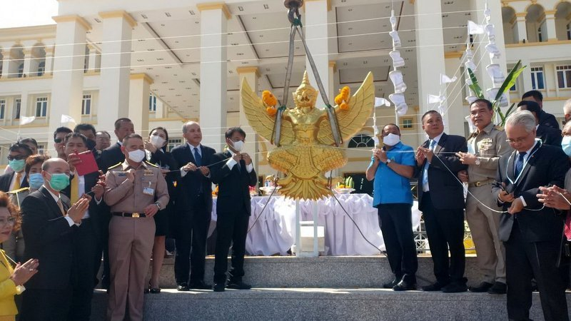 Regional Court of Appeal, costing B366mn, opens in Phuket