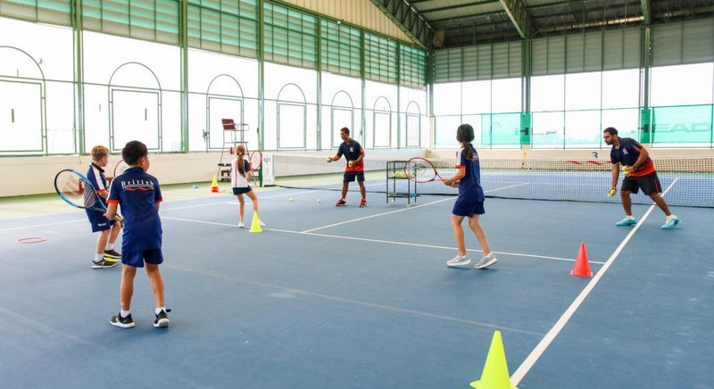 BISP RPT Sea Eagles Tennis Academy. Photo: BISP Media.