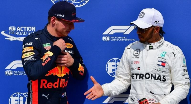 Red Bull ready to rumble Mercedes for Verstappen-Hamilton showdown