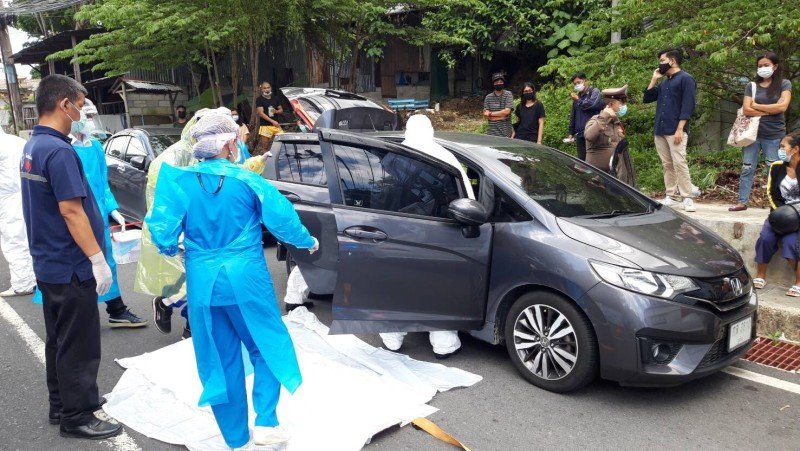 Woman found dead in car south of Patong