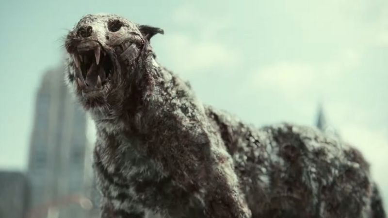 There's even a zombie tiger. Image: IMDB