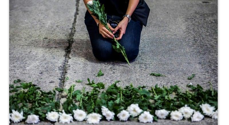 Hong Kongers mourn Tiananmen dead under security law's shadow