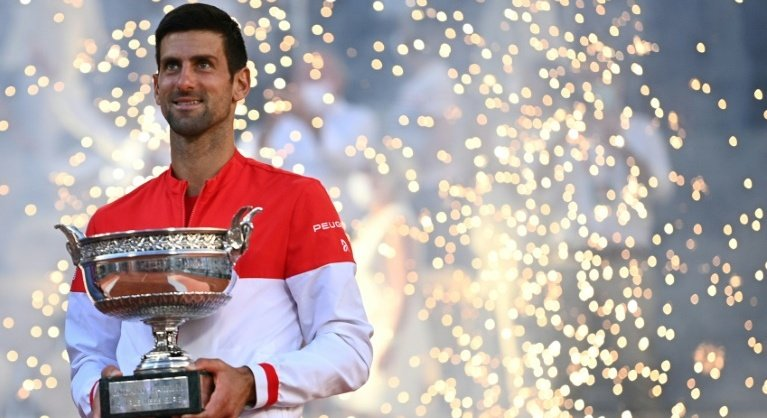 Djokovic makes history with 19th Grand Slam title in epic French Open final