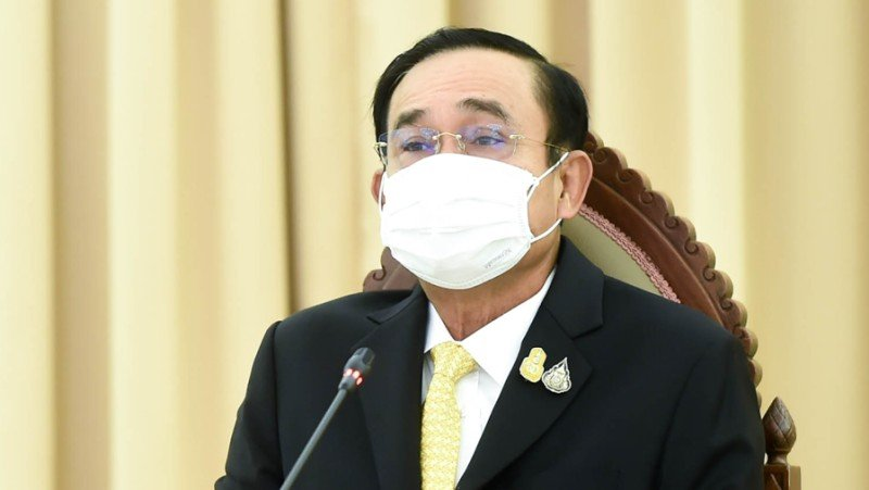 PM Prayut orders action against COVID-19 fake news
