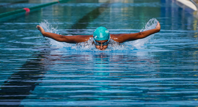 UWC student makes her Olympic debut