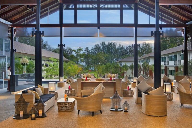 Outrigger Khao Lak Beach Resort.