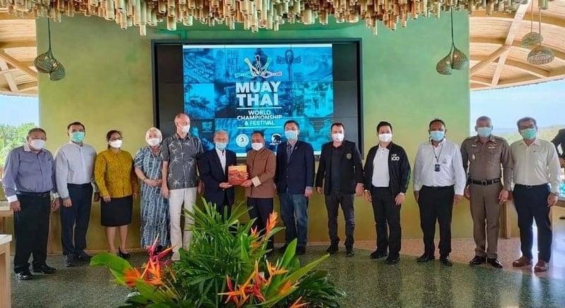 Phuket to host Muay Thai World Championships