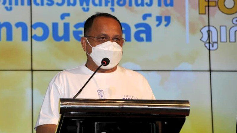 Income distribution vital in Phuket tourism recovery, says Governor