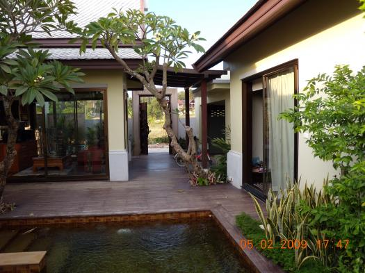 Bali Style Pool Villa for sale