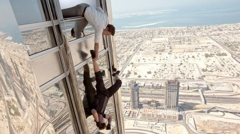 REVIEW: Mission Impossible: Ghost Protocol