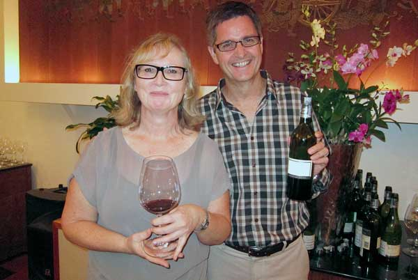Kiwi wine makes a splash in Phuket